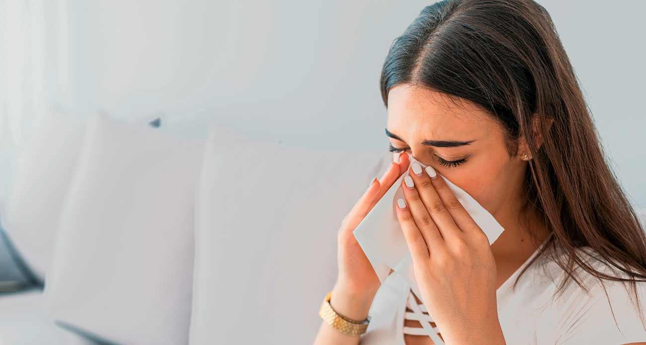 alergia causa ronquido
